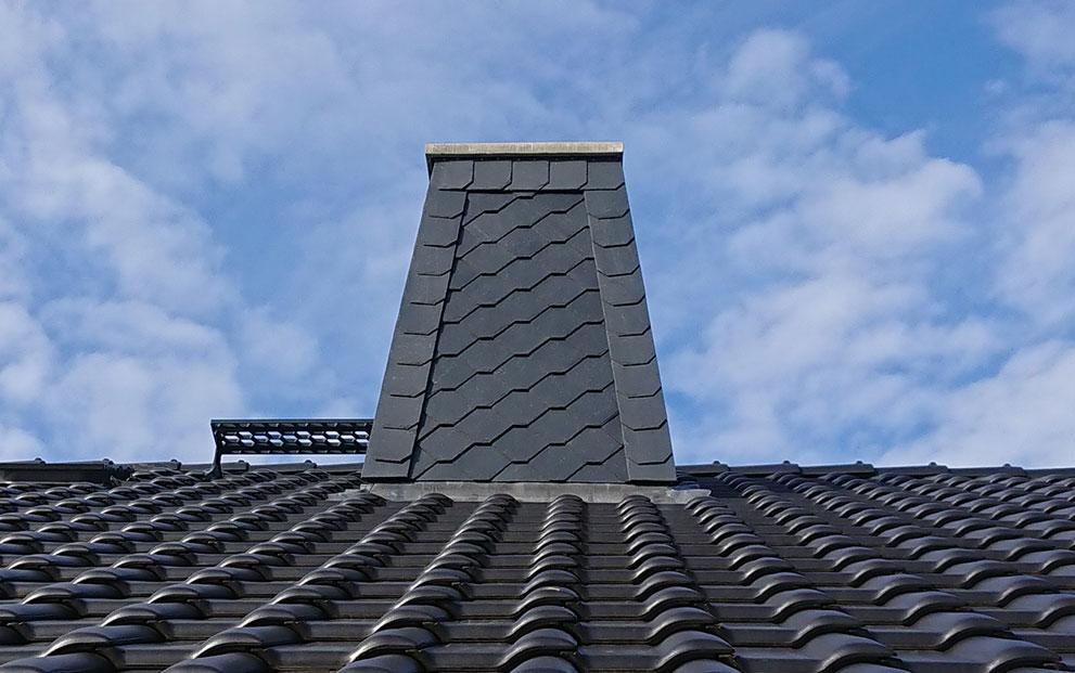 Schornsteinkopfsanierung - Dachdeckerei Linke GmbH - Mecklenburg Hamburg Niedersachsen